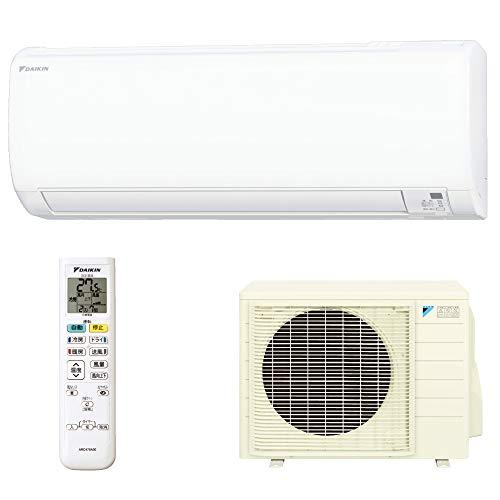 ダイキン エアコン 冷暖房 Eシリーズ ホワイト (18畳) S56WTEP 200Vタイプ