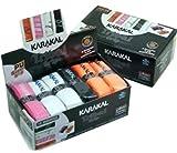 Nueva raqueta de bádminton Karakal wipods simple mango cinta caja de recambio 12