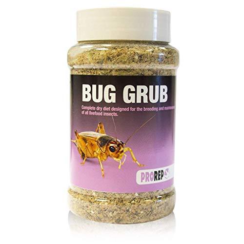 Pro Rep Live Food Bug Grub 300g Jar
