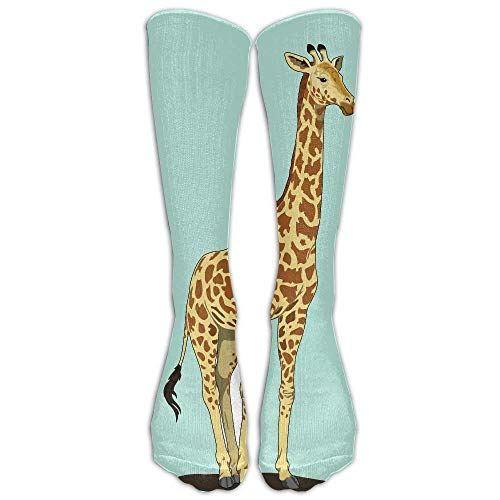 hdyefe Proud Giraffe Comfortable Stocking Athletic Long: 19.6inch,50cm one size