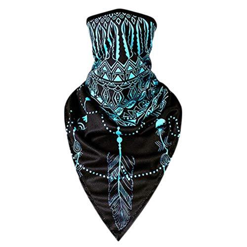 Écran solaire bandanas foulard masque masque extérieur serre-tête serre-tête serre-tête-A15