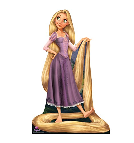 Advanced Graphics Rapunzel Life Size Cardboard Cutout Standup - Disney's Tangled