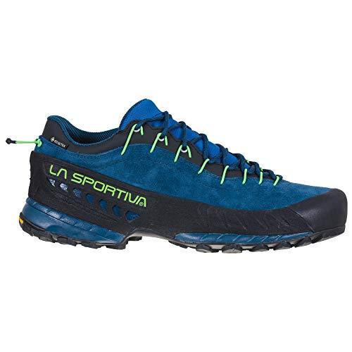 LA SPORTIVA TX4 GTX, Zapatillas de Trekking Hombre, Opal/Jasmine Green, 42 EU