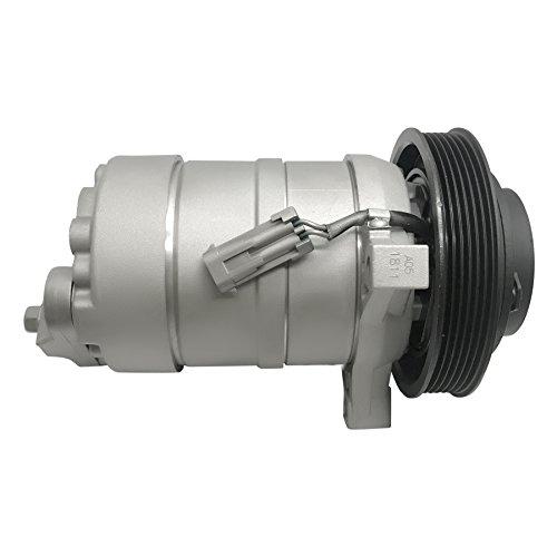 RYC Remanufactured AC Compressor and A/C Clutch EG958