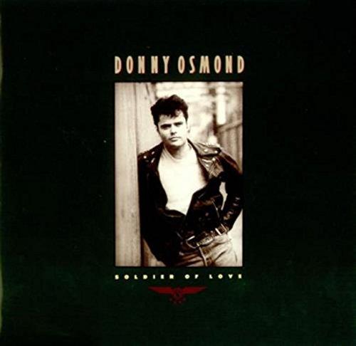 DONNY OSMOND Soldier of Love UK 7