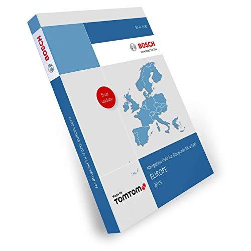 Blaupunkt Tele Atlas Tomtom Europa DVD 2019 TravelPilot EX-V VX