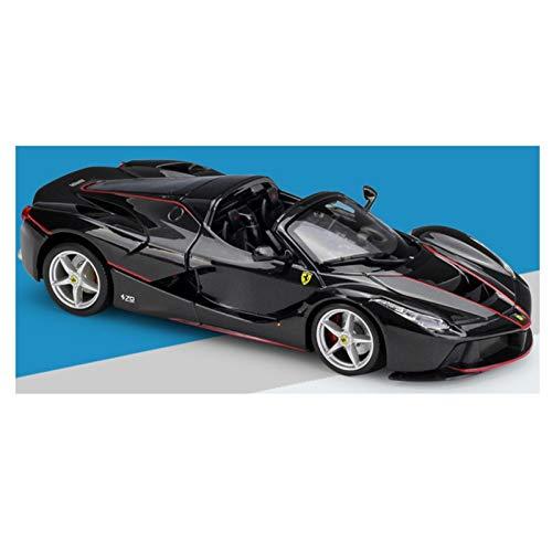 BWHM Modelo De Coche Famoso 1:24 para Ferrari Stradale SF90 de simulación de fundición de aleación de colección Modelo de Coche de Juguete de Regalo de autorización Original (Color : 3)