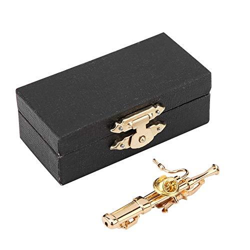 Instrumentfagot, met een zwarte geschenkdoos Verjaardagscadeau voor vrijetijdskleding