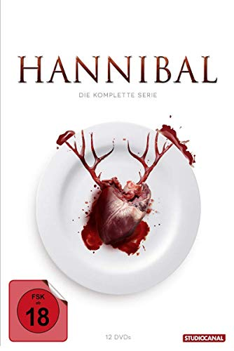 Hannibal-Staffel 1-3 (12 Dvd) [Edizione: Germania]