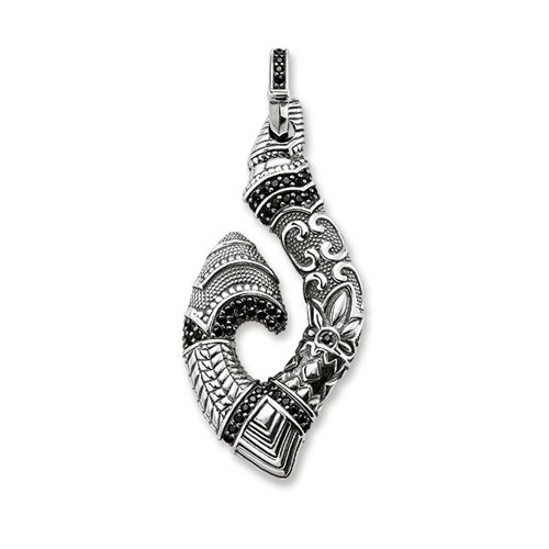 Thomas Sabo Herren-Anhänger Rebel at heart