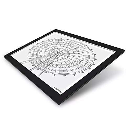 Display LED Light Pad, Huion, L4S, Tablets de Design Gráfico
