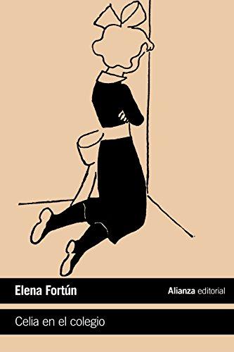 Celia en el colegio (El libro de bolsillo - Literatura)
