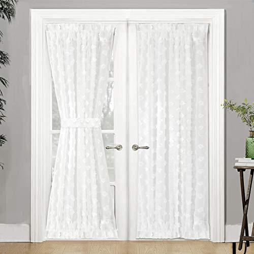 DriftAway Olivia Sheer Door Curtain