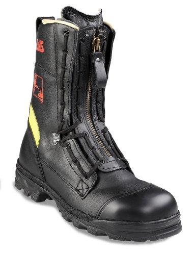 MIH-Medical EWS-Feuerwehrstiefel Profi Exclusiv - Schnürstiefel - Feuerwehr - Stiefel 9205-1 Schuhgröße: 42