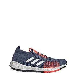 Adaptative Knit: envuelve cada pie con comodidad transpirable. Zonas sin estiramiento: aumenta la estructura y el soporte. Ajuste similar a un calcetín: abraza el pie para un ajuste cómodo. Código QR: te conecta a un sitio web único. Boost HD: espuma...