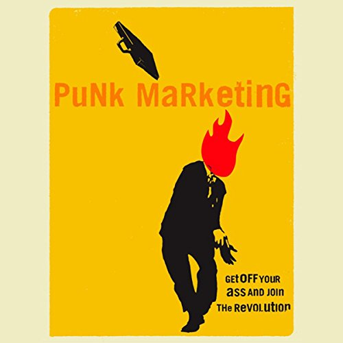 Punk Marketing audiobook cover art