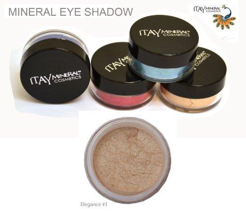 ITAY Beauty la Couleur d'ombre d'Oeil Minérale : #1-Elegance Crème