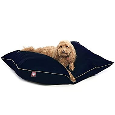 28x35 Blue Super Value Pet Bed By Majestic Pet Products-Medium