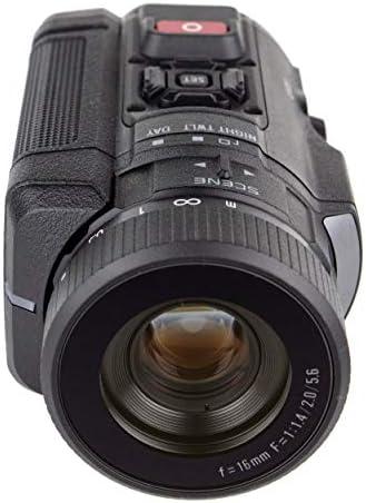 SIONYX Aurora Black I True Color Digital Night Vision Camera with Picatinny Rail Mount I Ultra product image