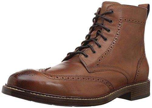 Cole Haan Men's Kennedy Wingtip II Fashion Boot, Woodbury, 13 Medium US
