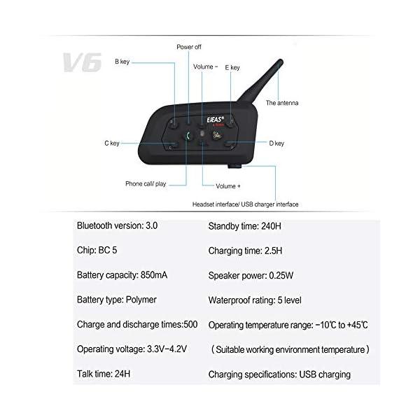 Ejeas-V6-Pro-1200M-Auriculares-Intercomunicador-Moto-Inalambrico-Bluetooth-para-Motocicletas-Impermeabilidad-Intercomunicador-Casco-Moto-Comunicador-Moto-hasta-6-Jinetes-2-Paquetes