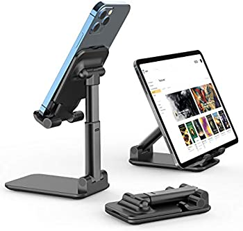 Licheers Angle Height Adjustable Foldable Phone Holder