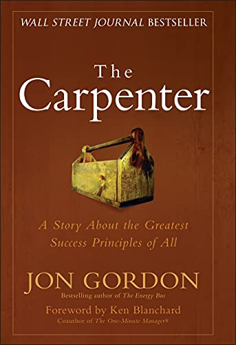 Inspire your carpenter with this book - gift ideas for carpenters