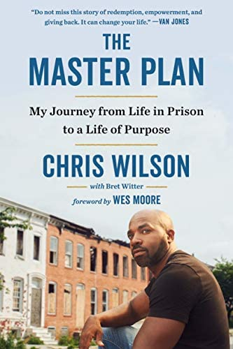 The Master Plan My Journey from Life in Prison to a Life of Purpose product image