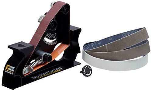 09DX028 Work Sharp Ken Onion Edition Sch/ärfband X4 Sch/ärfger/ät Beige