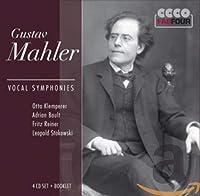 Mahler: Vocal Symphonies