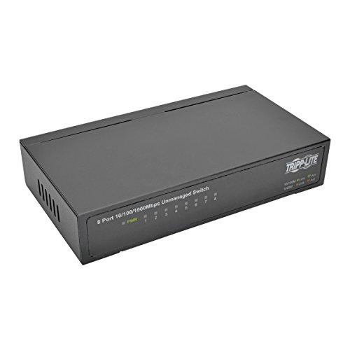 switch ethernet 1000 mbps de la marca TRIPP-LITE