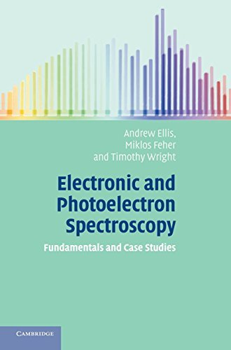 Electronic and Photoelectron Spectroscopy: Fundamentals and Case Studies (English Edition)