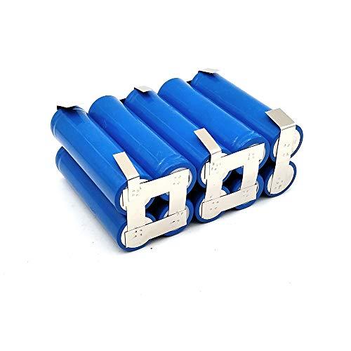 5000mAh per Hitachi 18V  batteria per batteria al EBM 1830 EBM1830 per l'installazione automatica