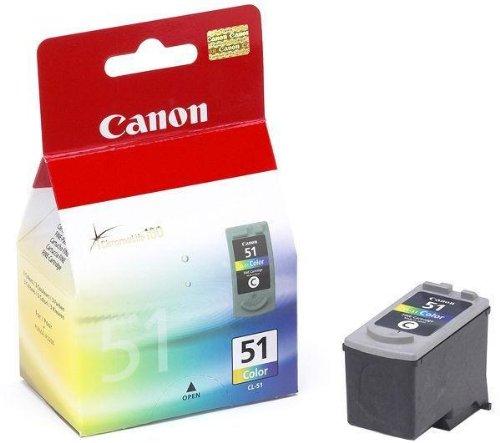 Canon CL-51 Cartucho de tinta compatible con color de alta capacidad