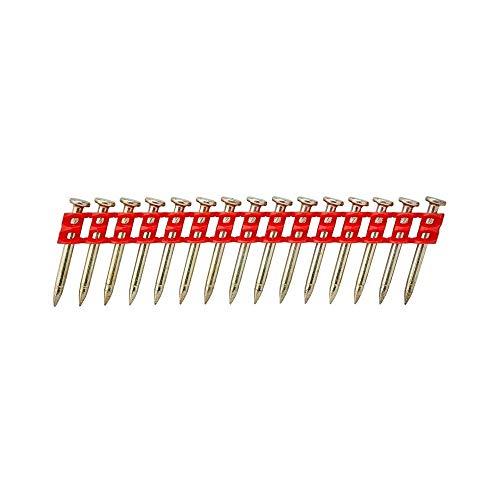 DEWALT DCN8903017 Clavos para DCN890-liga de Metal (XD) (3.0mm x 17mm), multicolor