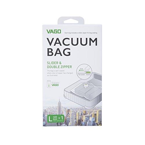 VAGO extra Vakuum Beutel Groß 70 x 100cm für den VAGO Kompressor - TVB3