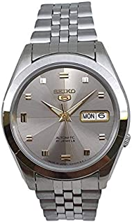 Seiko automatic 21 Jewels Calendar Stainless steel watch SNXC21J_5