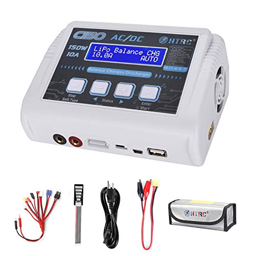 HTRC LiPo Charger RC Battery Balance Discharger 150W