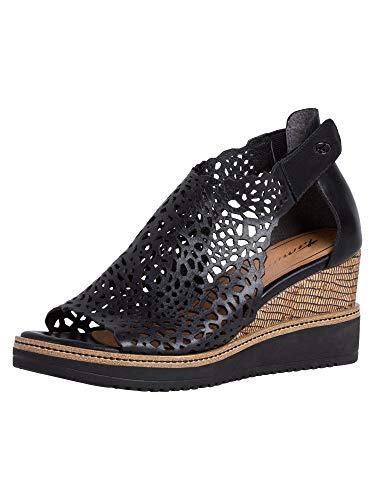 Tamaris Damen 1-1-28316-24 001 Sandalette Touch-IT