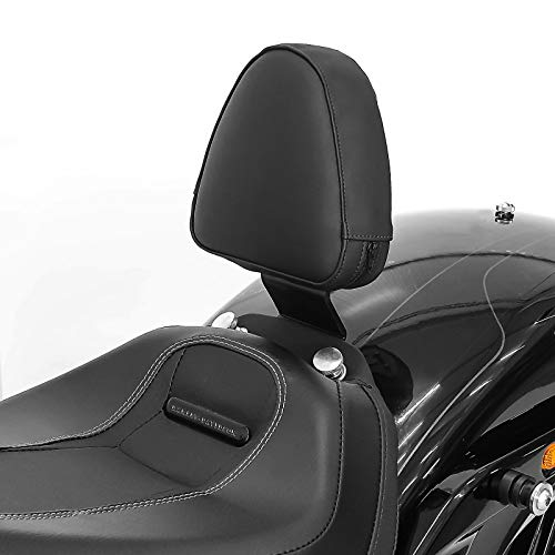 Fahrer Sissybar Kompatibel für Harley Davidson Breakout / 114 18-21 Fahrer Rückenlehne