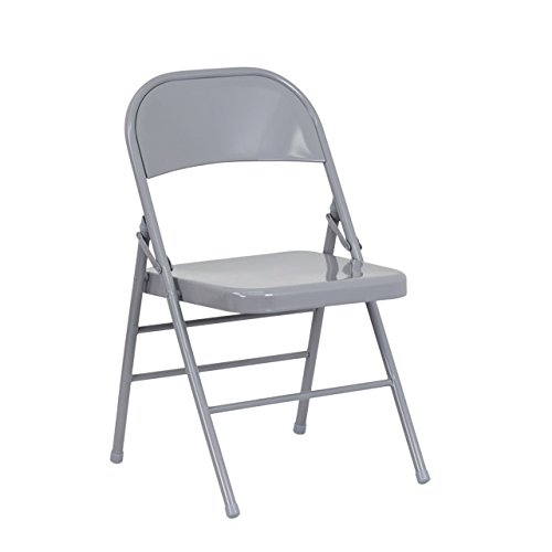 Flash Furniture HERCULES Metal Folding Chair