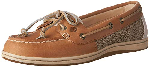 Sperry Top-Sider Firefish Scratch Linen Boat Shoe