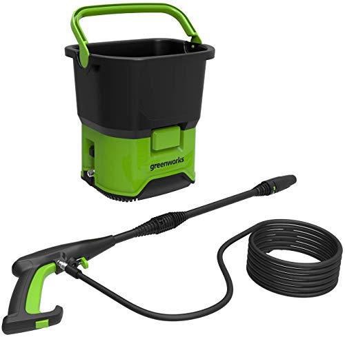 Greenworks Akku-Hochdruckreiniger GDC40 - 7