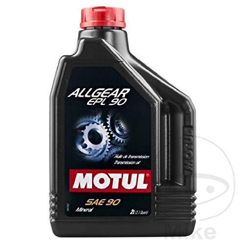 Motul 100087 Getriebeöl Allgear EPL 90 SAE 90, 2 L