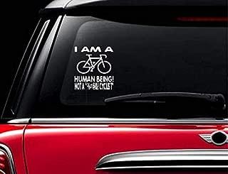 StickerLoaf Brand I AM A HUMAN BEING NOT A