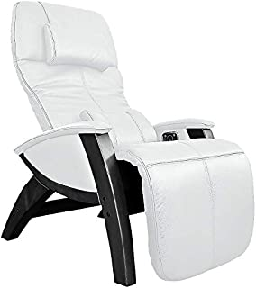 Svago Zero Gravity Recliner - Ivory Butter Touch Bonded Leather