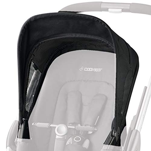 Maxi Cosi Mura Plus - Capota para cochecito de bebé, color negro