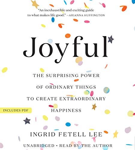Joyful audiobook cover art