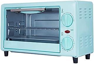 Oven Mini Horno Tostador para Pan, Bagels, Galletas, Pizza, Paninis y Más con Bandeja para Hornear, Rejilla, Función de Apagado Automático