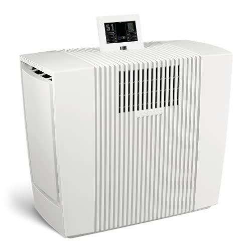 VENTA LP60 Kuuboid XL Max Air Purifier, White